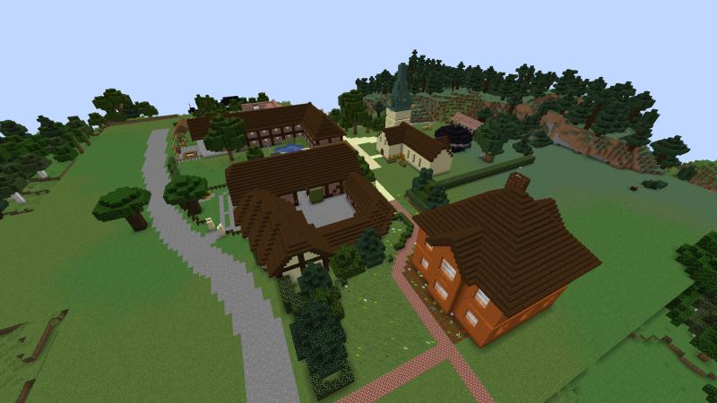 Corona-Projekt: Minecraft